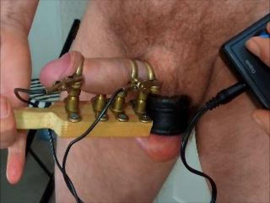 adult homemade electric sex toys